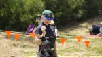 Edgewater Primary School Agility Demonstration 31